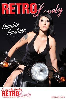 Frankie Fairlane Cover Poster