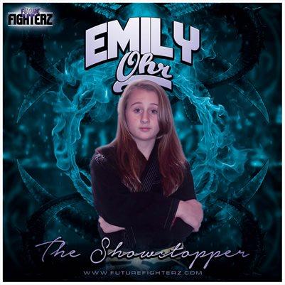 Emily Ohr Comp Card/Mini Poster 8x8