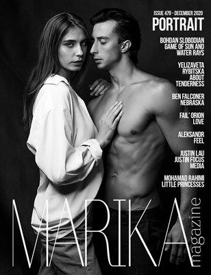 MARIKA MAGAZINE PORTRAIT (ISSUE 479 - DECEMBER)