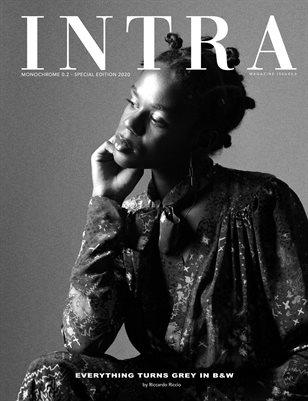 Issue 08 | Monochrome 0.2 | Cover 1 - Riccardo Riccio
