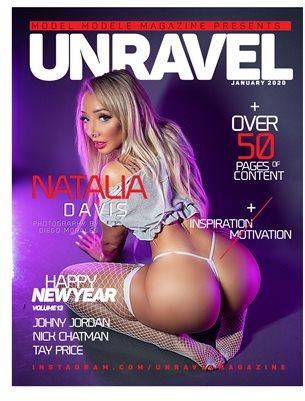 UNRAVEL MAGAZINE #13 (NATALIA)