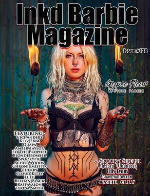 Inkd Barbie Magazine Issue #138 - Gypse Fleur