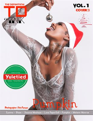 TDM Ink Pumpkin Xmas vol1 cover3
