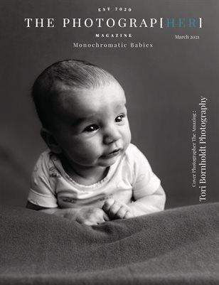 Monochromatic Babies   march 2021