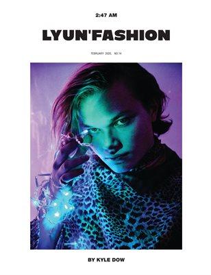 LYUN ISSUE No.14 (VOL No.9) C2
