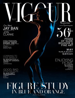 NUDE & Boudoir   May Issue 1