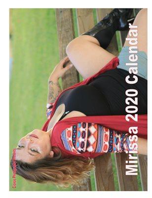 2020 Mirissa Calendar