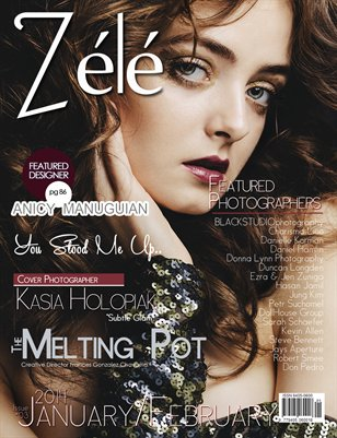 ZéléMagazine_JAN/FEB 2014 ISSUE #3
