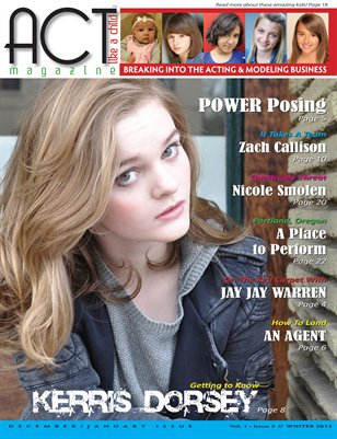 ACT Like A Child Magazine Issue 2