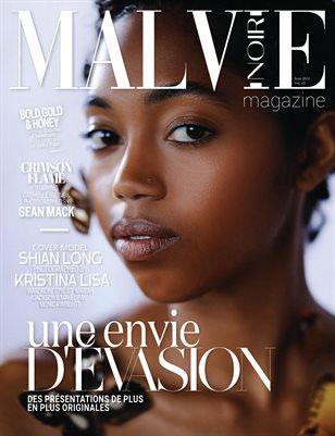 MALVIE Magazine NOIR Spécial Édition Vol. 42 June 2021