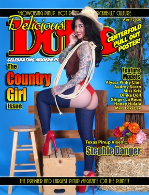 April 2020 Country Girl Issue Stephie Danger