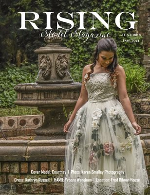 Rising Model Magazine Issue #21