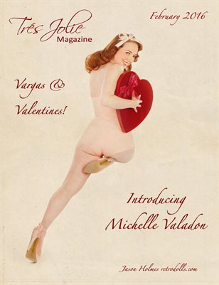 2016 Vargas & Valentines Issue