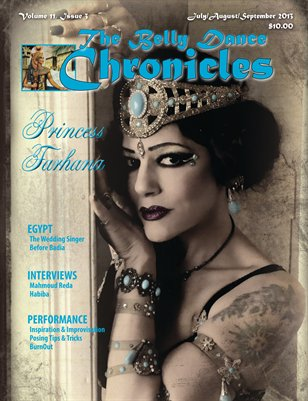 The Belly Dance Chronicles 2013 Jul/Aug/Sept
