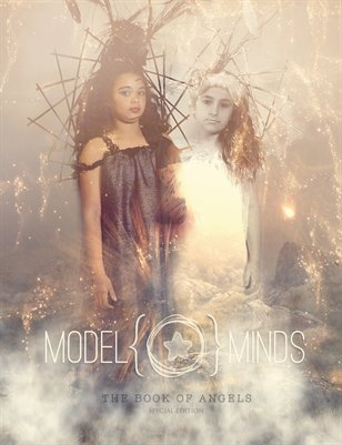 Model Minds - The Book of Angels - Cover 2