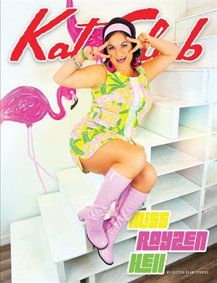 Kat Club No.11 – Miss Rayzen Hell Cover