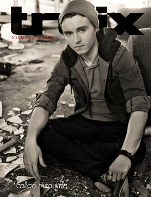 2013 Boys Of Summer:  CALLAN McAULIFFE