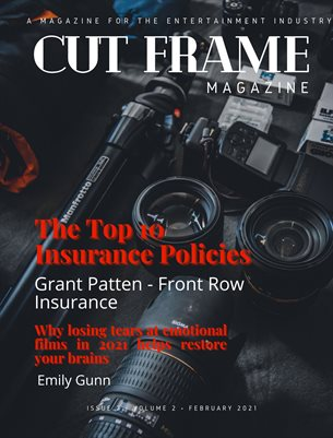 Cut Frame Magazine - February 2021