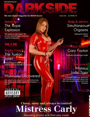 Darkside Magazine Issue 6