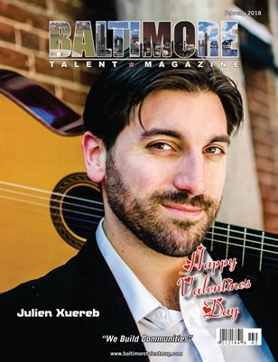 Baltimore Talent Magazine February 2018 Edition