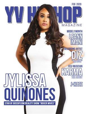 Hip Hop Magazine February 2020