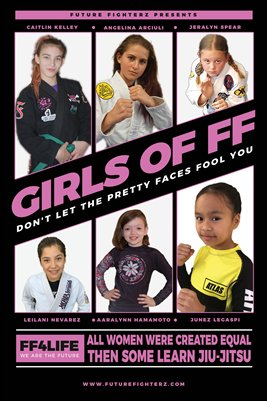 Girls Of FF Poster #2