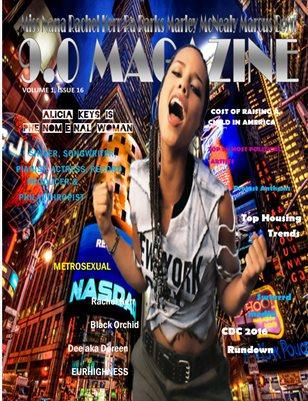 9.0 Magazine Volume 1, Issue 16