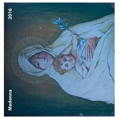 Madonna 2016 Calendar