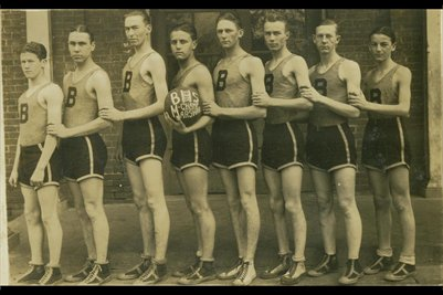 The Champions of Marshall County 1928