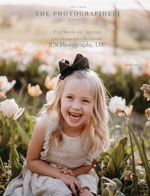 P52 Week 16: Spring | April 2021