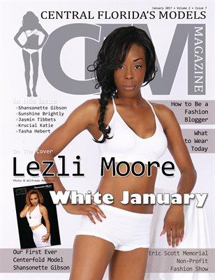 CFM Magazine Vol 2 Issue 7• Jan 2017 White January