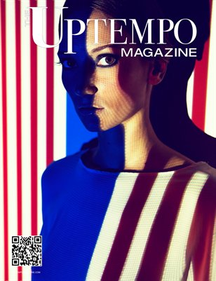 Uptempo Magazine : August 2012 - The Olympic Tribute | Red, White & Blue