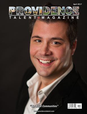 Providence Talent Magazine April 2017 Edition