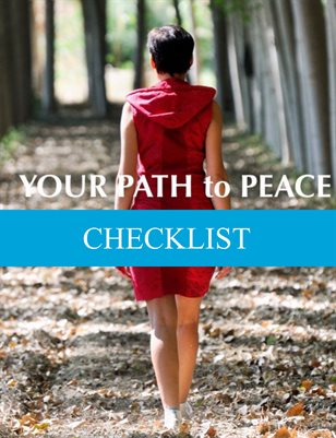 Your Path to Peace Checklist