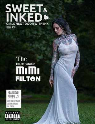 Issue #50..Mimi