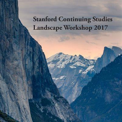 Yosemite Landscape Class 2017