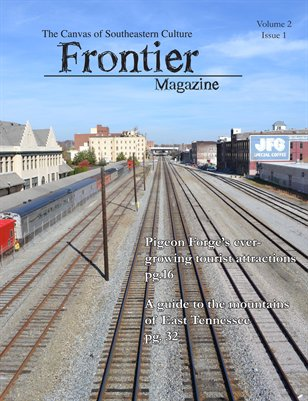 Frontier Magazine Vol. 2 Issue 1