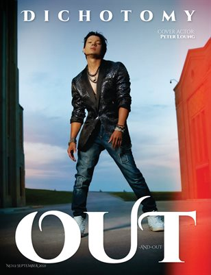 OUT-AND-OUT MAGAZINE NO.12 SEPTEMBER 2021