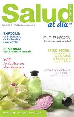 Edicion # 53, A�o XI, Marzo/Abril 2014