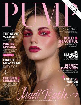 PUMP Magazine | The Style Watch Edition | Vol.2 | 2021