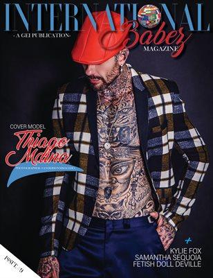 International Babez Magazine Issue #9