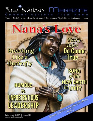 Star Nations Magazine | February 2016 | Issue 31