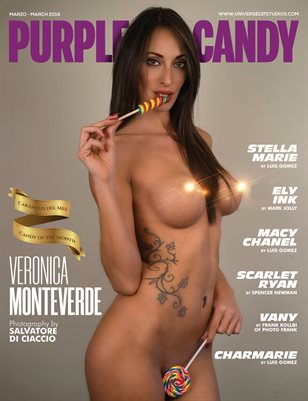 PURPLE CANDY MAGAZINE MARCH 2019