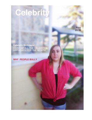Celebrity Magazine May 2016