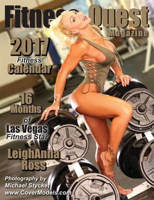 2017 LeighAnna Ross Fitness Quest Calendar