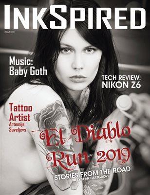 InkSpired Magazine Issue No. 69