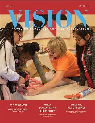 NAWIC PHL VISION Q1 2018 Newsletter