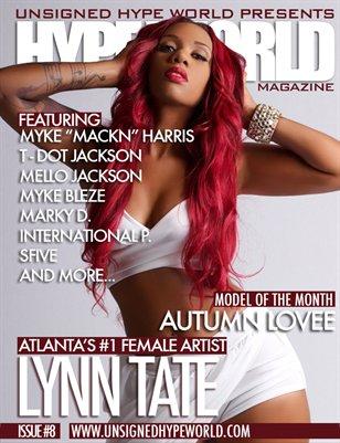 HYPE WORLD MAGAZINE ISSUE #8