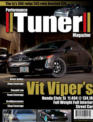 Performance Tuner Magazine Volume 1 March/April 2013
