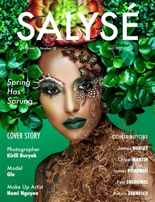 SALYSÉ Magazine | Vol 3:No 13 | April 2017 |